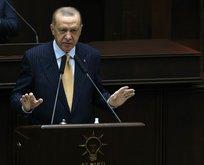 Başkan Erdoğan'dan o algı çalışmalarına tepki