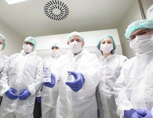 Türkiyenin ilk yerli kanser ilacı üretildi