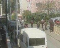 Polise saldıran zorbaların sicilleri kabarık çıktı!