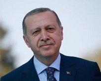 Başkan Erdoğan'dan Ali Gürbüz'e tebrik telgrafı