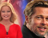 Müge Anlı'yı kızı ağlattı, Brad Pitt güldürdü!