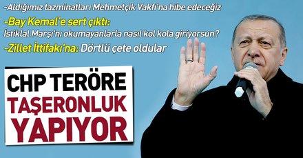 Son dakika: Başkan Erdoğan'dan Afyonkarahisar'da önemli açıklamalar