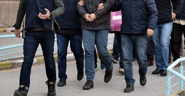 4 ilde FETÖ operasyonu: 4 gözaltı
