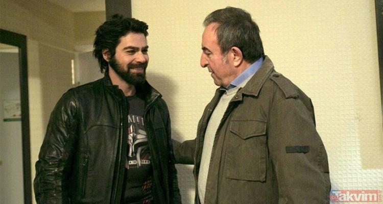 Arka Sokaklar dizisinde 'Komiser Murat'a haya veren Uğur Pektaş'ın son hali görenleri şaşırttı