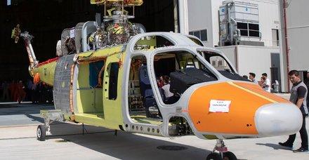 Türkiyenin özgün helikopteri uçuş için gün sayıyor