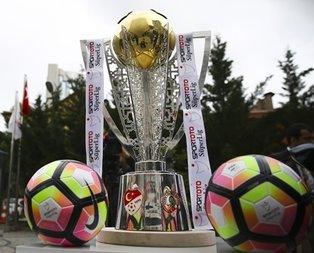 Süper Lig'de heyecan yeniden başlıyor
