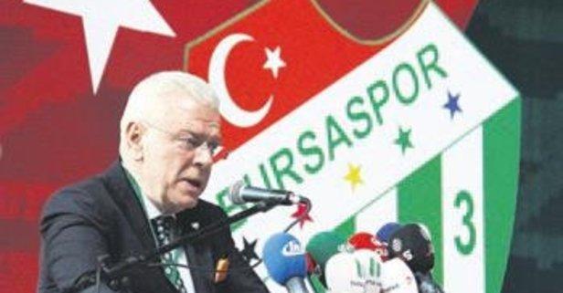 Başkan Ali Ay'a soruşturma açıldı!