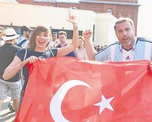 Türkiye Moskova'da