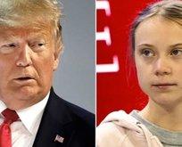 Trump itiraf etti: Greta beni yendi