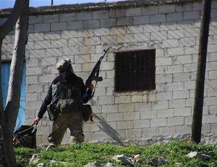 Afrin'de hatlar birleşti