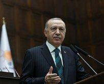 Başkan Erdoğan: Kimi kime şikayet ediyor