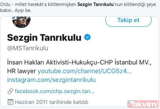 CHP'li Sezgin Tanrıkulu porno videosunu beğendi! Sosyal medya yıkıldı...