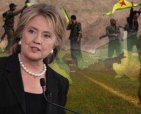 Clintondan PYDye silah vaadi!