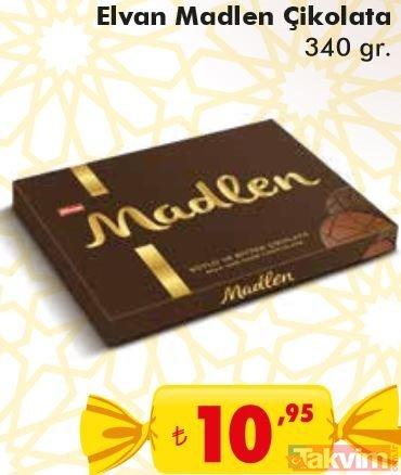 22-28 Mayıs ŞOK aktüel ürünler: Bayram şekeri ve çikolataları satışa çıkıyor! Sürpriz ürünler...