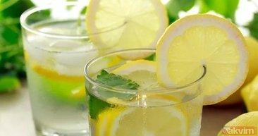 Etkisi inanılmaz! Eğer 1 ay boyunca aç karnına limonlu su içerseniz...