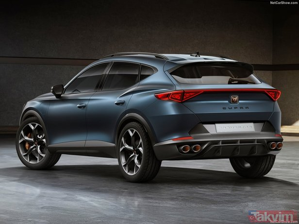 SEAT'tan yeni otomobil markası! İşte Cupra Formentor'un özellikleri