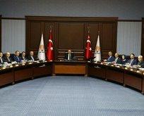 AK Parti'de kritik toplantı başladı