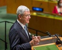 BM Genel Kurul Başkanı Bozkır'dan dünyaya mesaj