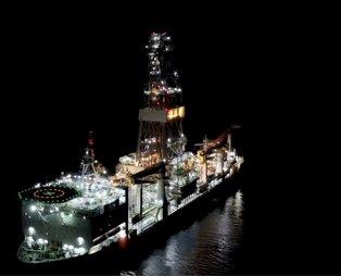 Enerji ve Tabii Kaynaklar Bakanlığı duyurdu: Fatih Sondaj Gemisi Türkali-1 kuyusuna ulaştı