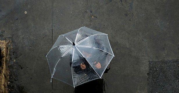 Meteoroloji'den o iller için kuvvetli yağış uyarısı!