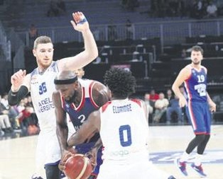 Anadolu Efes 40 sayı farkla kazandı: 109-69