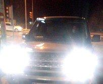 İzmir'den çaldığı lüks araçla bakın nerede yakalandı