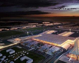 Avrupalılar İstanbul Havalimanı'na hayran kaldı! O ülkeye ilham kaynağı olacak!