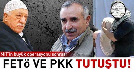 Devlet Yusuf Naziki paketledi! FETÖ ve PKKyı korkusu sardı