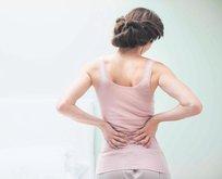 Sırt ağrısında kanser sinyali