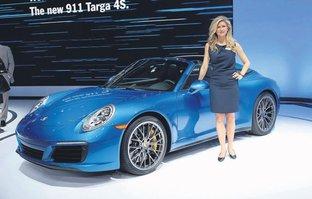Porsche'ta arıza çıktı