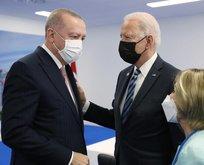 Erdoğan-Biden görüşmesi dünya manşetlerinde