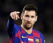 Messi de ayrılabilir