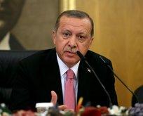 Erdoğan'dan Kazakistan'da önemli açıklamalar