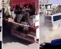 Ankaralı eltiler ABD ve PKK sayesinde Türkiye'ye sızdı!