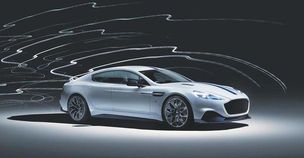Aston Martin fişe taktı