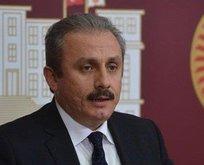 TBMM Başkanı Şentop'tan İmamoğlu'na tebrik telefonu