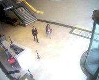Rezidansta çaldıkları çelik kasayı bavula koyup kaçtılar
