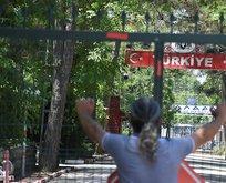 Yunanistan 1 Temmuz'da sınır kapılarını açmadı!