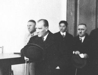 Gazi Mustafa Kemal Atatürkün vefatının 80. yılı