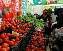 Ucuz sebze yayılıyor
