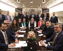 Başkan Erdoğan Pakistan dönüşü soruları yanıtladı