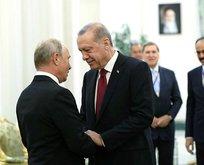 Tarihi zirvede Putinden Erdoğana büyük övgü