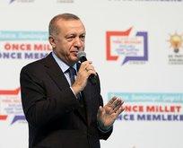 Başkan Erdoğan Kocaeli adaylarını açıkladı