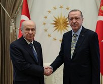 Erdoğan-Bahçeli görüşmesinde EYT detayı