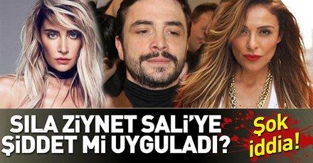 Sıla hakkında şok iddia! Ahmet Kuraldan şiddet gördüğünü iddia eden Sıla Ziynet Salinin kolunu kırdı!