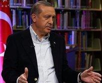 Erdoğan'dan Alman gazeteciye ders gibi cevap