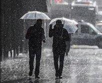 Meteoroloji'den şiddetli yağış uyarısı!