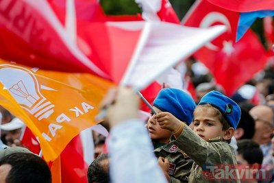 Cumhurbaşkanı Erdoğan Isparta'da coşkuyla karşılandı
