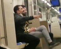 Metro magandalarına ceza yağdı
