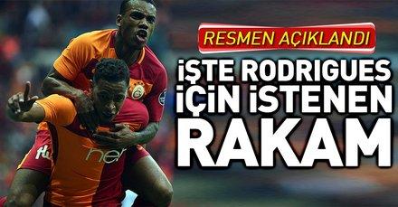Galatasaray yöneticisi resmen açıkladı! İşte Garry Rodrigues için istenen rakam